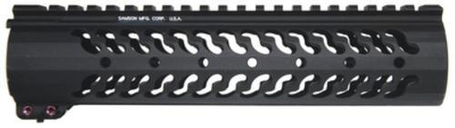 "Samson Evolution 9"" Handguard, Rails AR-15 Alum Black"