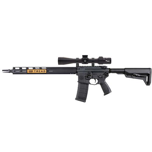 "Sig M400 TREAD AR-15 Package 223/556 16"" SS Barrel, Magpul SL-K Stock, M-Lok Handguard, W/3.5-10x42mm SIERRA 3 BDX Rifle Scope, 30Rd Mag"