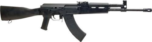 "Century Arms VSKA, Semi-automatic Rifle, 7.62X39, 16.5"" Barrel, Black Color, Polymer Grip and Stock, Combloc Side Rail, 30Rd, 1 Magazine"