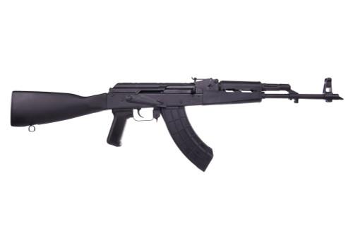 "Century Arms WASR-10 AK-477.62x39 16"" Barrel V2 Polymer Stock 30 Round Mag"