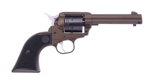 "Ruger Wrangler .22LR Midnight Bronze Cerakote 4.6"" Barrel"