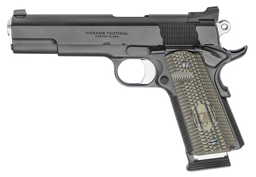 "Springfield Armory 1911 Vickers Tactical Master Class .45ACP 5"" Barrel 8 Rd Mag"