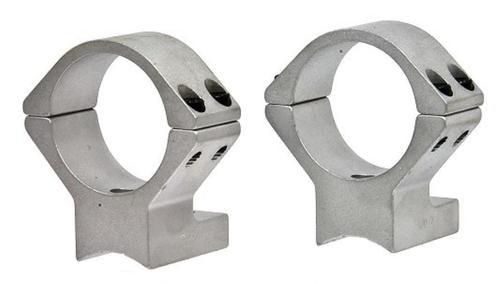 Talley S95X725 1-Piece Hi Base & Extension Ring Sav Mod 12 Accu Trigger Silver