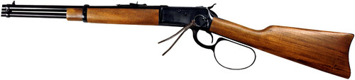 "Rossi R92 with Large Loop 357 Mag 8+1 16.50"" Brazilian Hardwood Polished Black Right Hand"
