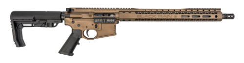 "Black Rain Ordnance AR-15 .223/5.56, 16"" Barrel, MFT Stock, Burnt Bronze, 30rd"