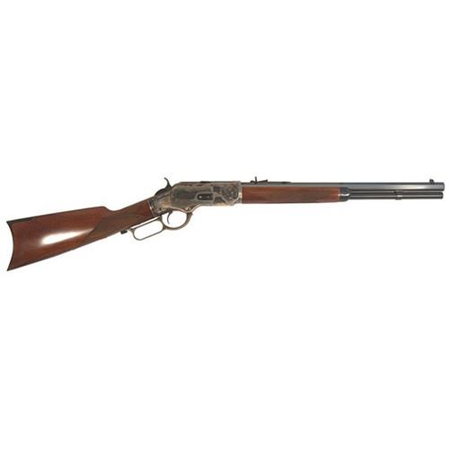 """Cimarron 1873 Saddle Rifle 18"""" .357/.38 SPL  357 Magnum"""