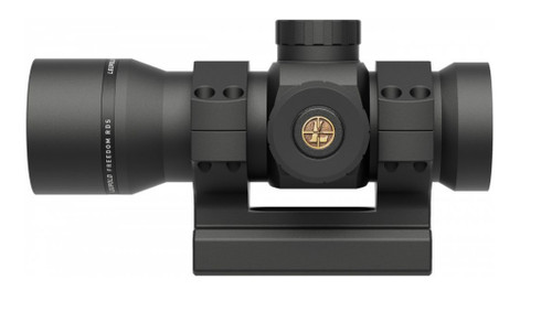 Leupold Freedom RDS with Mount 1x 34mm 1 MOA Dot Illuminated Red Dot Matte Black With AR-Specific Mount