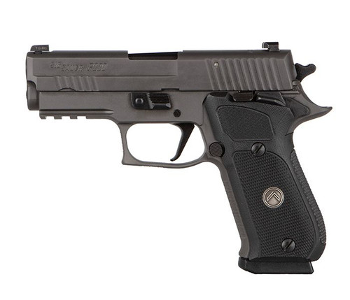 Sig P220 Legion Carry SAO .45 ACP, X-RAY3, Legion Gray, 8rd