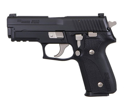 "Sig P229 Custom Works Nightmare 9mm, 1 of 500, 3.9"" Barrel, XRay3, Black, 15rd"