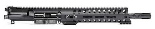 "POF Minuteman Complete Upper 5.56/.223, 10.5"" Barrel, Direct Impingement, Black"