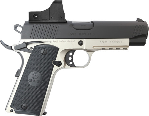 "EAA Girsan MC1911C Commander 9mm, 4.4"" Barrel, Perry RDS, Two-Tone, 9rd"
