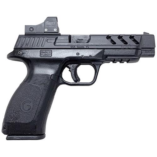 "EAA Girsan MC28SA 9mm, 4.8"" Barrel, Perry Red Dot Sight Included, Black, 15rd Mag"