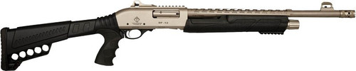 "ATI DF-12 Pump-Action 12 Ga, 18"" Barrel, 3"", Pistol Grip, Marine Finish, 4rd"
