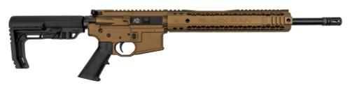"Black Rain Ordnance AR-15 .223/5.56, 16"" Barrel, 12"" Rail, Burnt Bronze, 30rd"