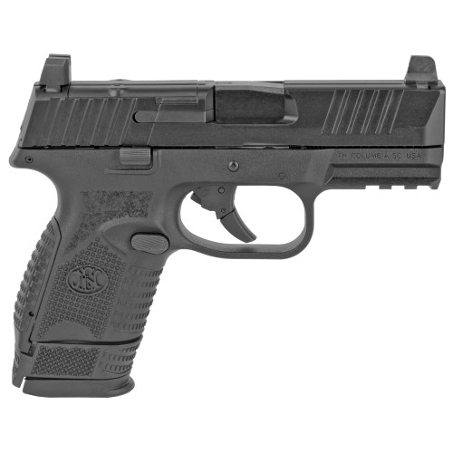"FN 509C MRD 9mm, 3.7"" Barrel, Night Sights, Black, 15rd"