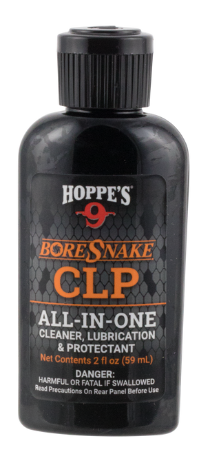 Hoppes BoreSnake CLP Cleaner/Lubricant/Protector 2 oz