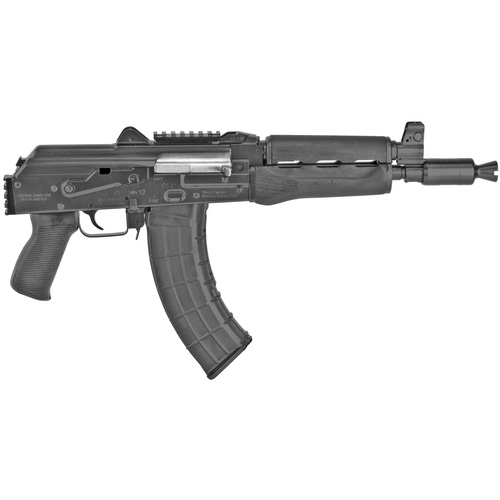 Zastava ZPAP92 7.62X39mm Wood, Top And Rear Rails