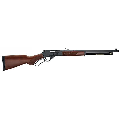 """Henry Lever Action Carbine Shotgun 410ga 20"""" Barrel, Blued Frame, American Walnut Stock 5Rd"""