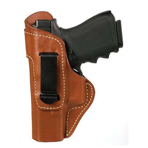Blackhawk IWB Leather Holster, Sig P238, LH, Brown