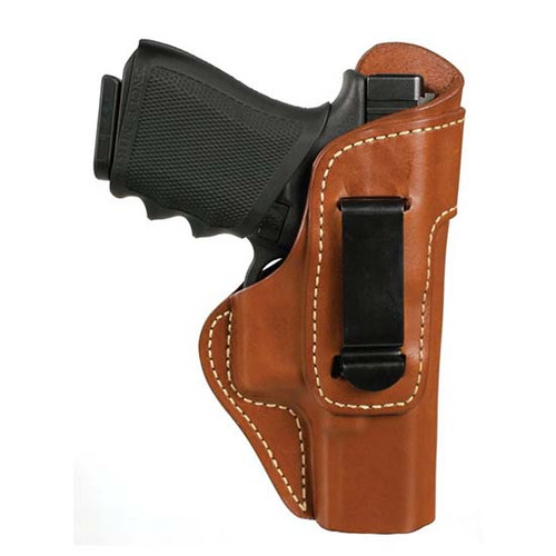 "Blackhawk IWB Leather Holster, Springfield XDS 3.3"", RH, Brown"