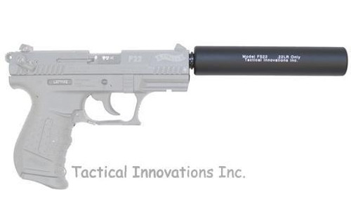Tactical Innovations P22 Fake Suppressor