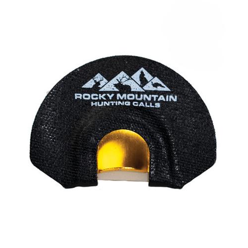 Rocky Mountain Black Magic, Golden Tone Plate, Elk Diaphragm Call