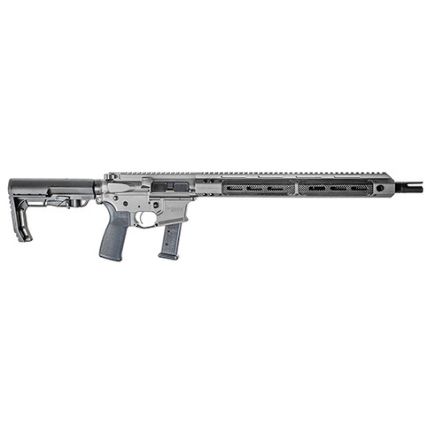 "Christensen Arms CA9MM 9mm, 16"" Barrel, M-LOK, Tungsten, 17rd"