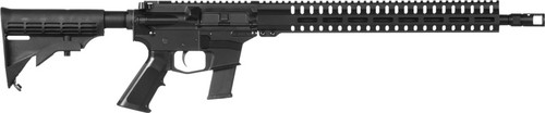 "CMMG Resolute 100 MKG .45 ACP, 16"" Barrel, M-LOK, Glock Mags, Black, 13rd"