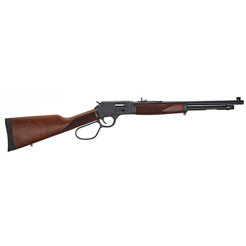 "Henry Big Boy Side Gate .45 Colt, 16.5"" Barrel, American Walnut, Blued, 7rd"
