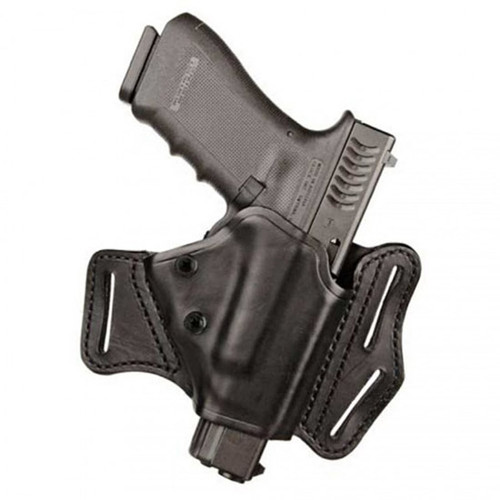 Blackhawk Grip Break Holster, Fits Glocks, RH, Black