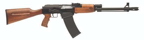 "Garaysar FEAR-103 AK Style 12 Ga, 18.5"" Barrel, Walnut, 2x 5rd"