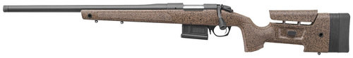"Bergara B-14 HMR Used 6.5 Creedmoor, 22"" Barrel, Molded LH Chassis, Brown, 5rd"