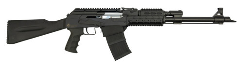 "Garaysar FEAR-103 Tactical AK Style 12 Ga, 18.5"" Barrel, Black, 2x 5rd"
