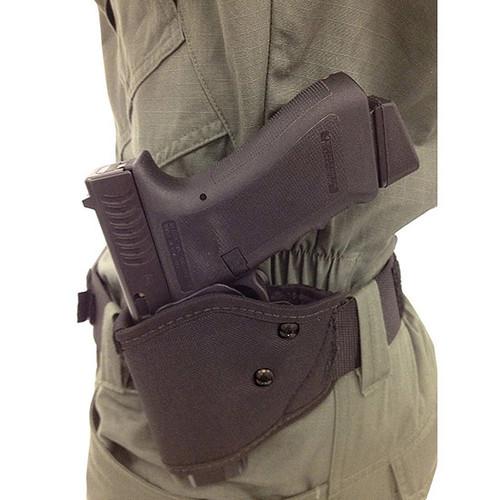 Blackhawk GripBreak Holster, Size 03/Glock, LH, Black