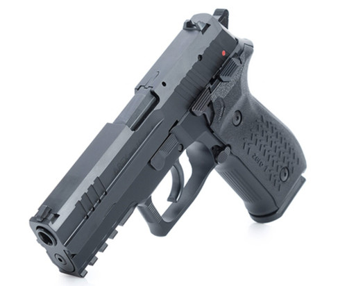 "Arex Zero 1 Standard 9mm, 4.25"" Barrel, Aluminum Frame, Black, 17rd"