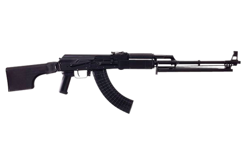 "FIME Group LLC FM-RPK47-33 VEPR RPK47 7.62x39mm 23.20"" 30+1 Black Left Side Folding Paddle w/Trapdoor Stock Black Polymer Grip"