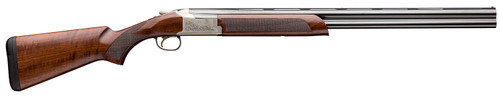 "Browning Citori 725 Field 410 Ga 26"" 2 3"" Silver Nitride Gloss Oil Black Walnut Stock Right Hand"