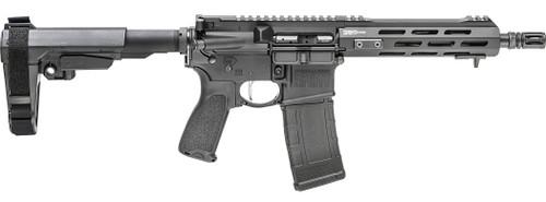"Springfield Saint VICTOR  AR-15 300 Blackout 9"" Barrel Black Bravo Company MOD 3, 30Rd Mag"