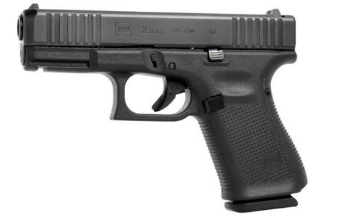 """Glock 23 Gen5 .40 S&W, 4"""" GMB, Fixed Sights, Black, 13rd"""