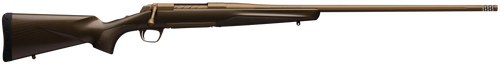 """Browning X-Bolt Pro 300 RUM 3+1 26"""" MB Burnt Bronze Cerakote Fixed Textured Gripping Panels Stock Right Hand"""
