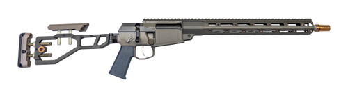 "Q Firearms The Fix 6.5 Creedmoor, 16"" Barrel, Brown/Gray Accents, 10rd"