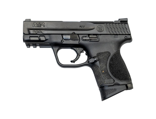 "Smith & Wesson M&P9 M2.0 Subcompact Used 9mm, 3.6"" Barrel, No Thumb Safety, Armornite, 12rd"