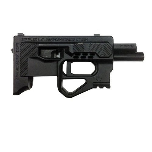 USFA ZiP .22 L.R. Ver. 1.0 (ships without magazine), Black