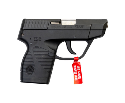 "Taurus 738 TCP Used .380 ACP, 2.84"" Barrel, Black, 6rd"