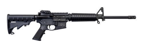 "Smith & Wesson M&P15 Sport II Used 5.56/.223, 16"" Barrel, A2 Front, Black, 30rd"