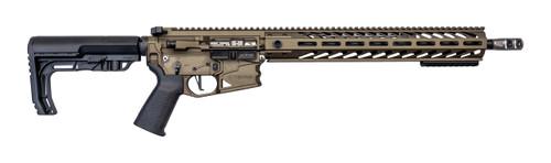 "Nemo Arms Battle Light .223 Wylde, 16"" Barrel, CMC Trigger, CTR Stock, Burnt Bronze, 30rd"