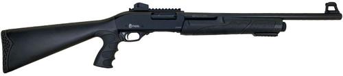 """Citadel CDA 12 Force Pump-Action 12 Ga, 20"""" Barrel, 3"""", Matte Black, 3rd"""