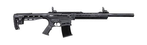 "Gforce GF00 Sport AR-12 12 Ga, 20"" Barrel, 3"", Synthetic Stock, Black, 5rd"