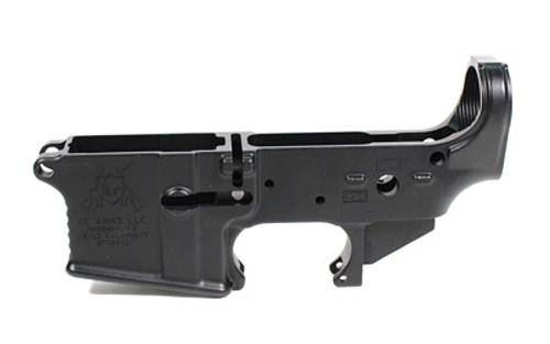 KE Arms, Stripped Lower, Forged, 223 Rem/5.56mm, Black Finish