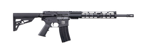 "Diamondback DB15 5.56/.223, 16"" Barrel, M-LOK, Carbine Gas System, Black, 30rd"